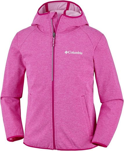 Columbia Outdoorjacke »Heather Canyon Softshell Jacket Kinder«