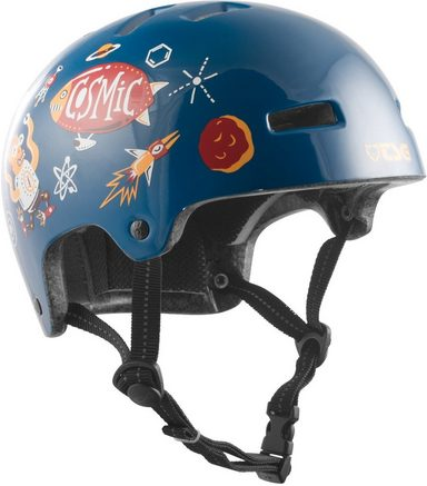 TSG Fahrradhelm »Nipper Maxi Graphic Design Helmet Kinder«