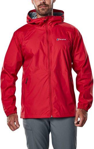 Berghaus Outdoorjacke »Deluge Light Shell Jacket Herren«