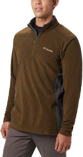 Columbia Pullover »Klamath Range II Half-Zip Herren«