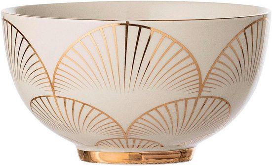 Bloomingville Schale »Serie Aruba«, Keramik, Ø 11,5 x H 6,5 cm