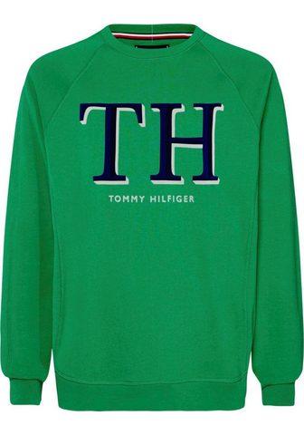 TOMMY HILFIGER Sportinio stiliaus megztinis »TH MONOG...