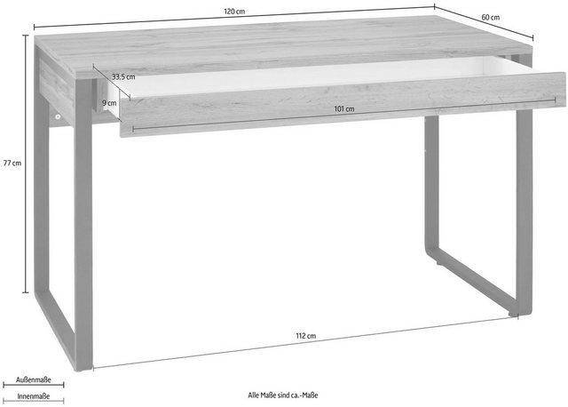 Schreibtische - Schreibtisch »Moid«  - Onlineshop OTTO