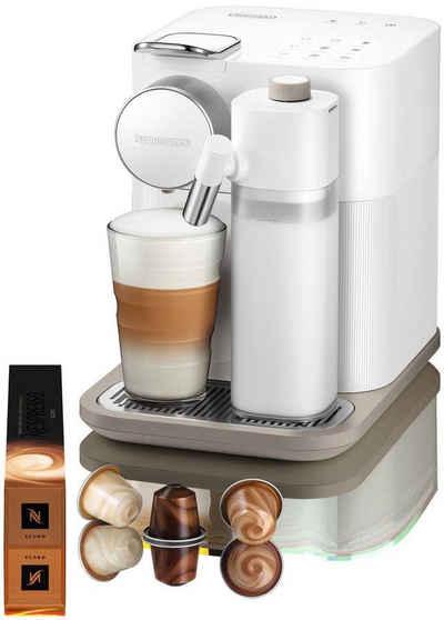 Nespresso Kapselmaschine Distinta Moments,Gran Lattissima EN 650.W – Sunshine White