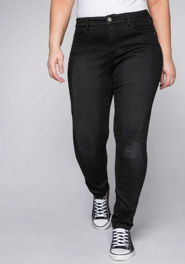 Sheego Stretch-Jeans Skinny mit Bodyforming-Effekt