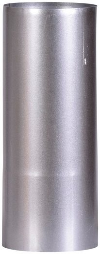 FIREFIX Ofenrohr feueraluminiert, ø 110 mm, 250 mm lang