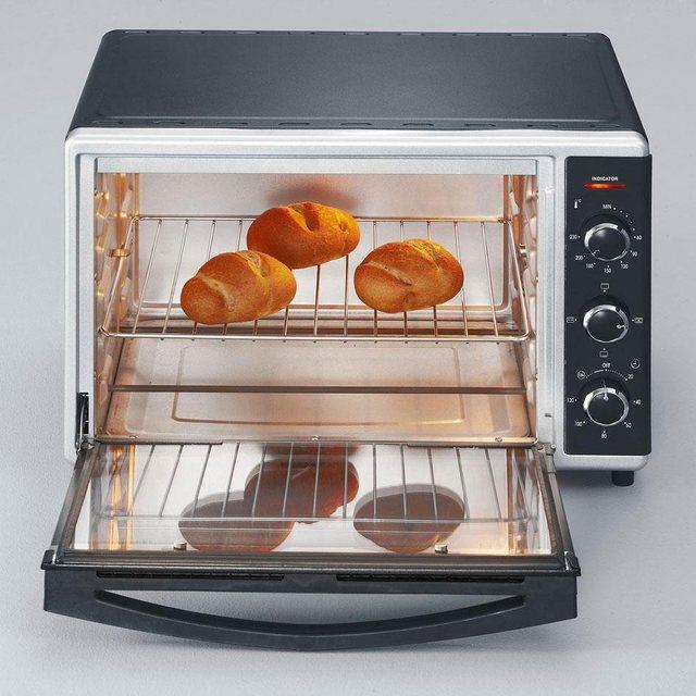 Severin Minibackofen TO 2058, 1800 W | Küche und Esszimmer > Küchenelektrogeräte > Küche Grill | Severin