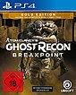 Ghost Recon Breakpoint Gold Edition PlayStation 4, Nomad Figur 23 cm hoch, Bild 3