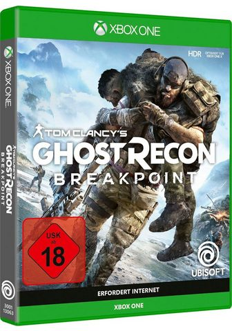 Tom Clancy's Ghost Recon Breakpoint Xb...