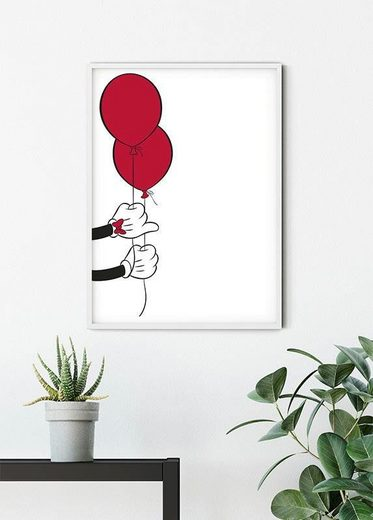 Komar Poster »Mickey Mouse Balloon«