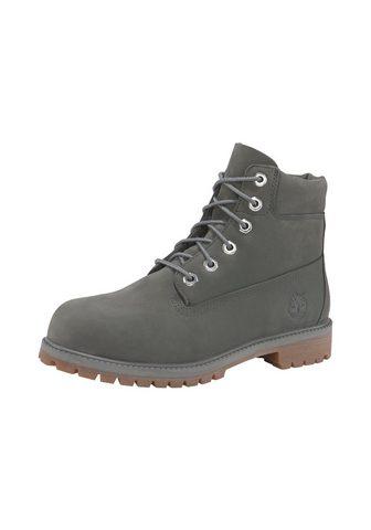 TIMBERLAND Suvarstomi batai »6 in Premium WP Boot...