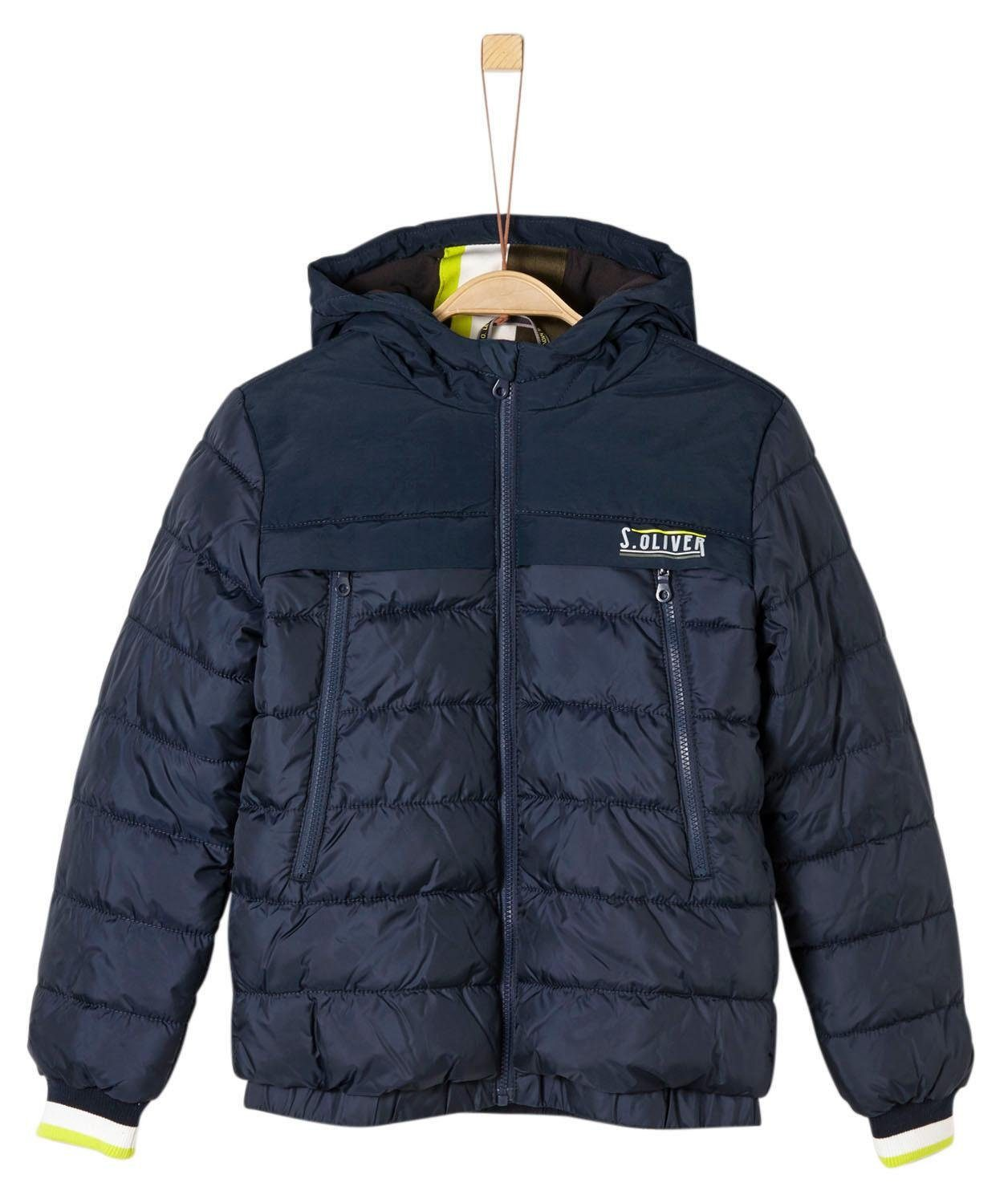 Herren s.Oliver Junior Snowboardjacke  | 04057318297918