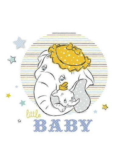 Komar Poster »Dumbo Little Baby«