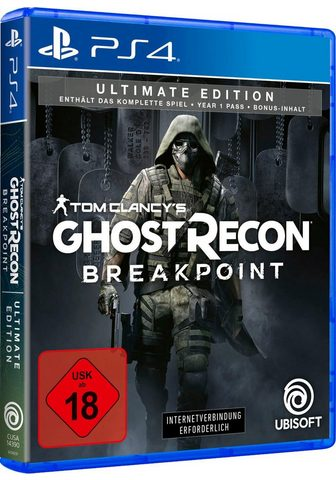 Tom Clancy's Ghost Recon Breakpoint Ul...