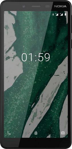 Nokia 1 Plus - Dual SIM Smartphone (13,84 cm/5,45 Zoll, 8 GB Speicherplatz, 8 MP Kamera)