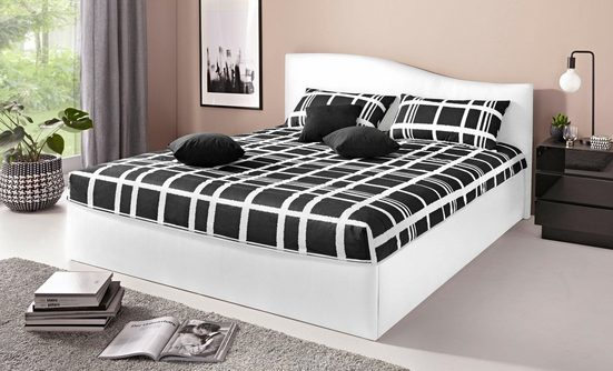 Westfalia Schlafkomfort Polsterbett, in 2 Liegehöhen und diversen Ausführungen