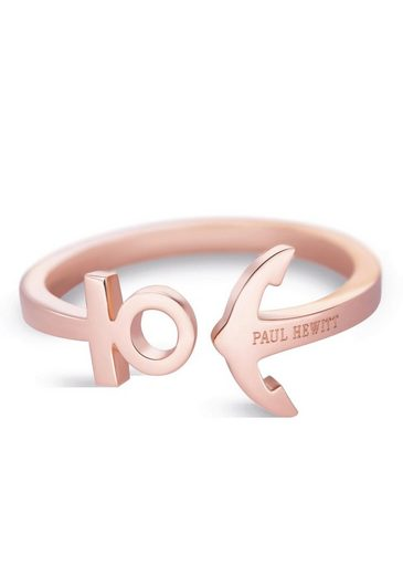 PAUL HEWITT Fingerring »Ancuff, Anker, PH-FR-ARI-R-50,52,54,56,58«