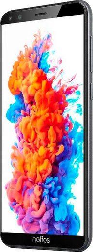 Neffos C5 Plus 1 GB + 16 GB Smartphone (13,6 cm/5,3 Zoll, 16 GB Speicherplatz, 5 MP Kamera)