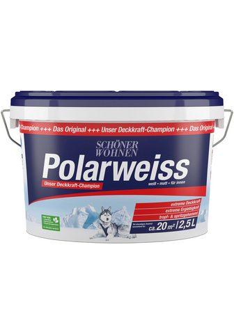 SCHÖNER WOHNEN KOLLEKTION Gražus WOHNEN FARBE Dažai »Polarweiss ...