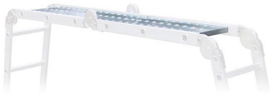 Arbeitsplattform für Gelenkleiter 4x4 Stufen