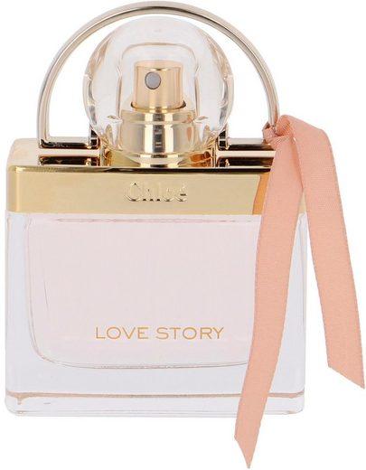 Chloé Eau de Toilette »Love Story«