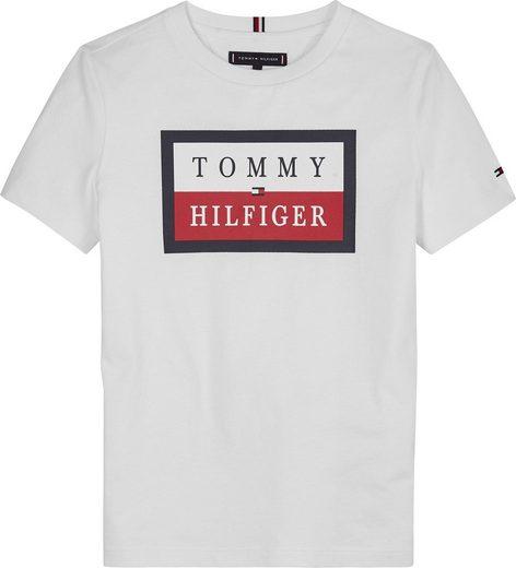 TOMMY HILFIGER T-Shirt »ESSENTIAL TH LOG«