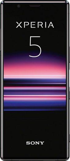 Sony Xperia 5 Smartphone (15,5 cm/6,1 Zoll, 128 GB Speicherplatz, 12 MP Kamera)