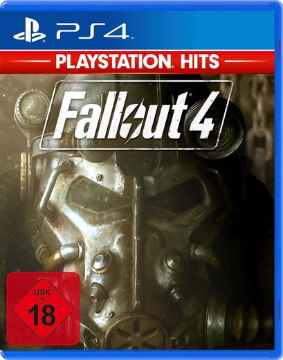 Fallout 4 PlayStation 4, Software Pyramide
