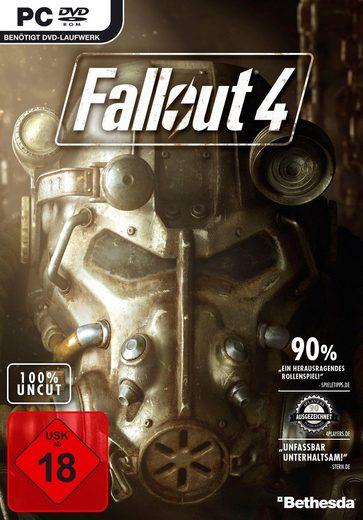 Fallout 4 PC, Software Pyramide