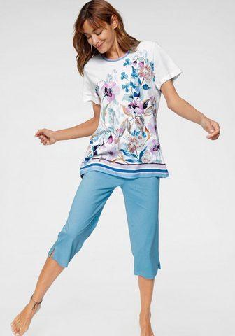 Cybèle пижама-капри