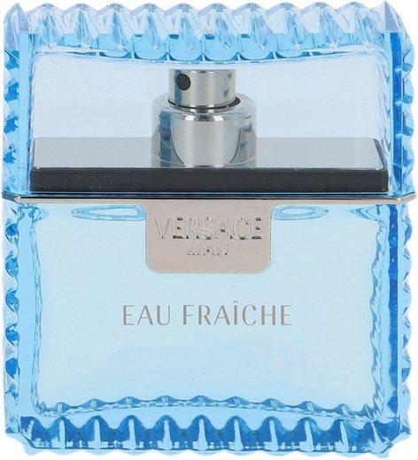 Versace Eau de Toilette »Eau Fraîche«