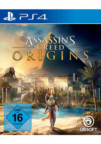 UBISOFT Assassin's Creed Origins PlayStation 4...