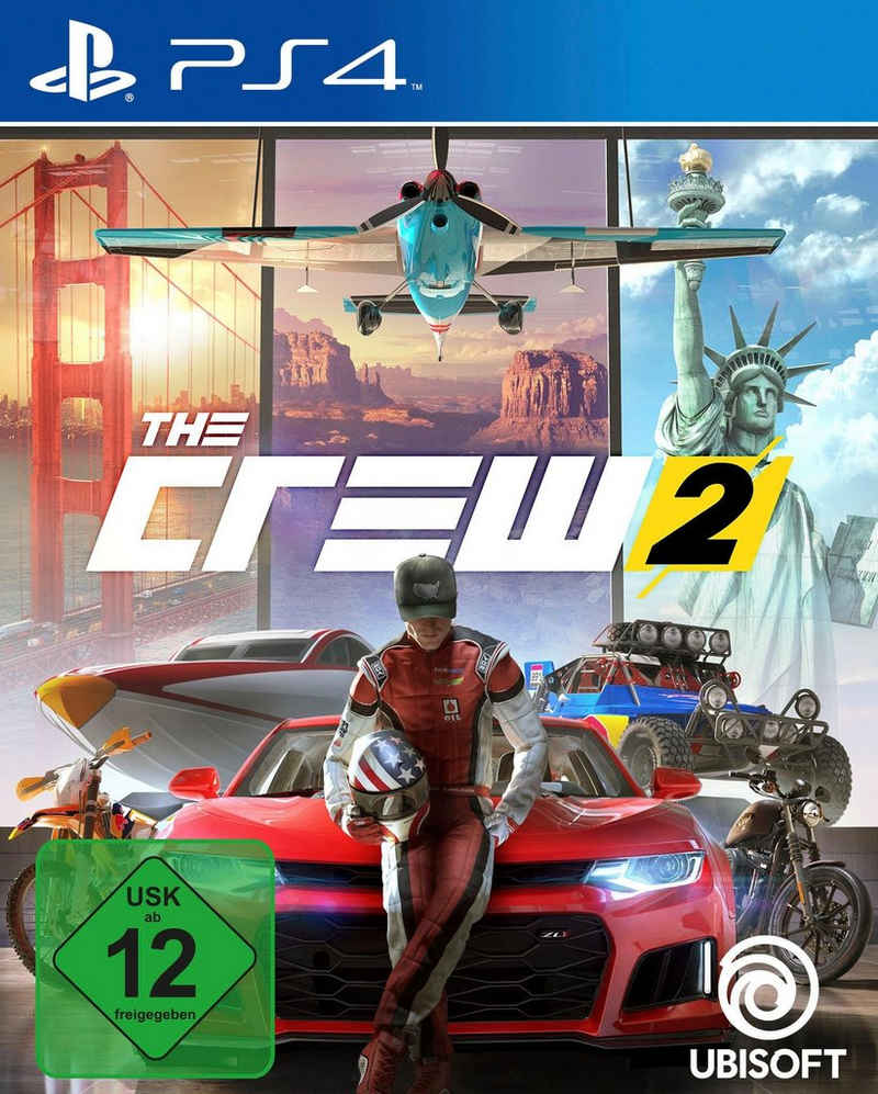 The Crew 2 PlayStation 4, Software Pyramide
