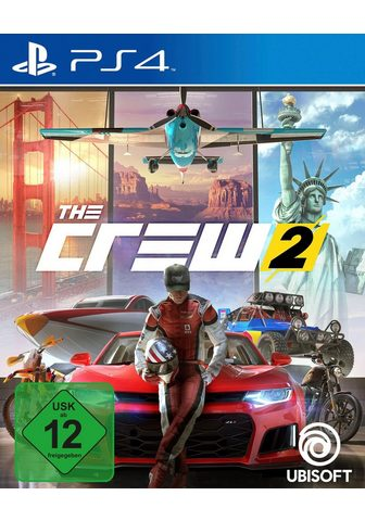 The Crew 2 PlayStation 4