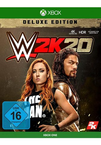WWE 20 - Deluxe Edition Xbox One