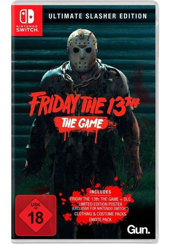 Friday the 13th: The Game - Ultimate S...