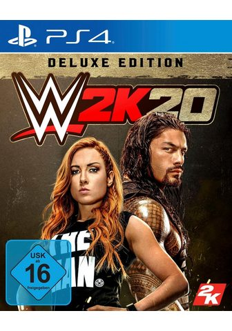 WWE 20 - Deluxe Edition PlayStation 4