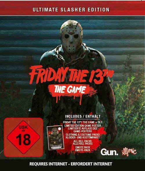 Friday the 13th - Ultimate Slasher Edition Xbox One