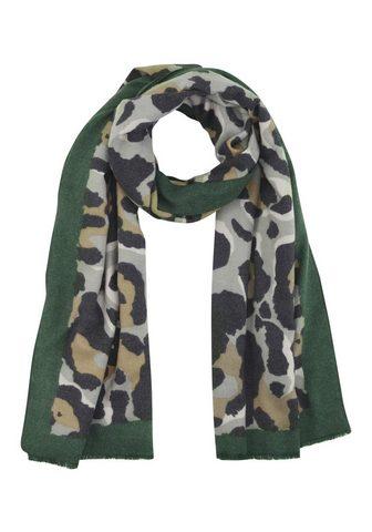 HEINE Šalikas im Camouflage-Muster im Camouf...