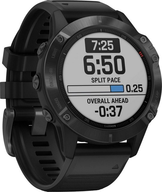 Garmin FENIX 6 – Pro Smartwatch (3,3 cm/1,3 Zoll)