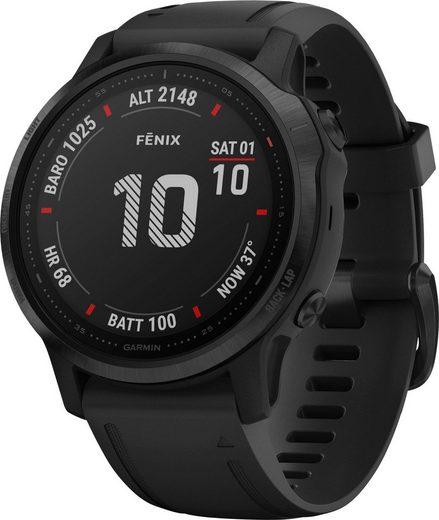Garmin fēnix 6 S – Pro Smartwatch (3,04 cm/1,2 Zoll)