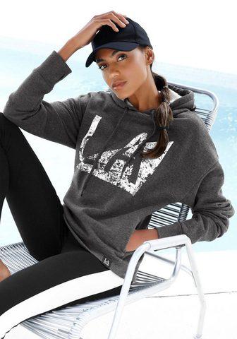 LASCANA Sportinio stiliaus megztinis