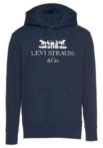 LEVI'S ® Sportinis megztinis su gobtuvu