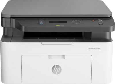 HP Laser MFP 135wg Multifunktionsdrucker, (WLAN (Wi-Fi)
