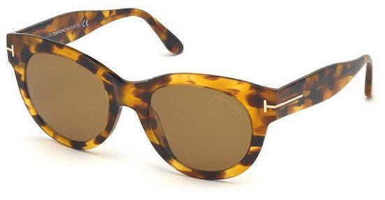 Tom Ford Damen Sonnenbrille »Lou FT0741«