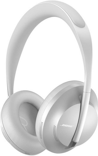 Bose »Noise Cancelling Headphones 700« Over-Ear-Kopfhörer (Alexa, Google Assistant, Siri, Bluetooth)