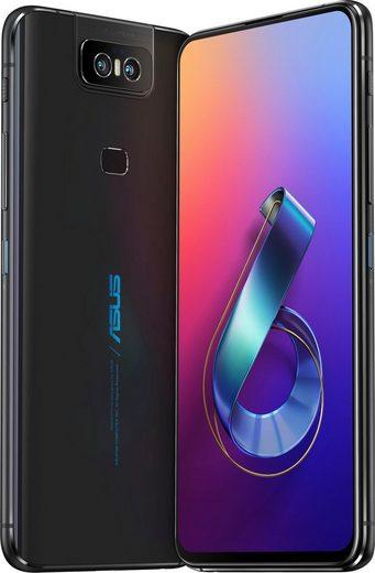 Asus Zenfone 6 ZS630KL Smartphone (16 cm/6,4 Zoll, 128 GB Speicherplatz, 48 MP Kamera)