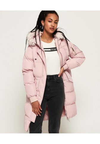 SUPERDRY Striukė »LUXE LONGLINE PUFFER«