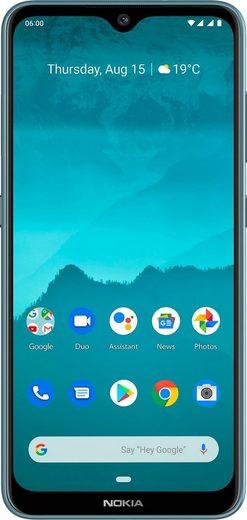 Nokia 6.2 Smartphone (16 cm/6,3 Zoll, 64 GB Speicherplatz, 16 MP Kamera)