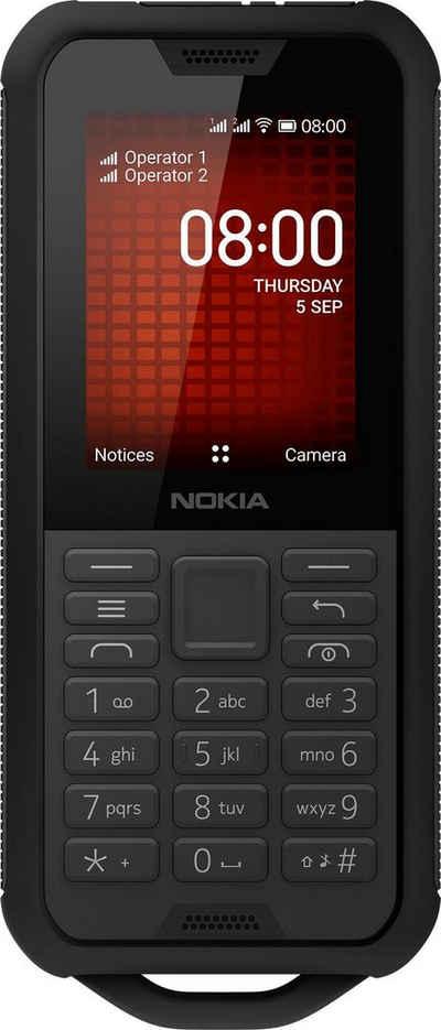 Nokia 800 Tough Handy (6,1 cm/2,4 Zoll, 4 GB Speicherplatz, 2 MP Kamera)